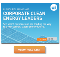Corporate Clean Energy Leaders Universe