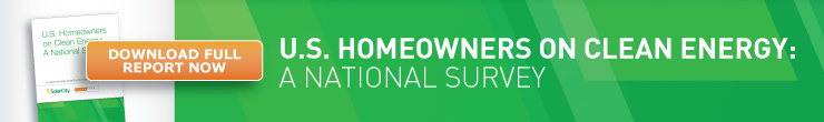 U.S. Homeowners on Clean Energy 2015 - Download Now