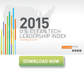 2015 U.S. Clean Tech Leadership Index