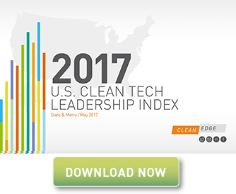 2017 U.S. Clean Tech Leadership Index download image