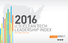 2016 U.S. Clean Tech Leadership Index