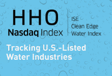 ISE Clean Edge Water Index (HHO)