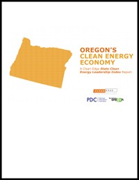 Oregon's Clean Energy Economy